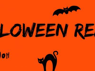Halloween Reads '19