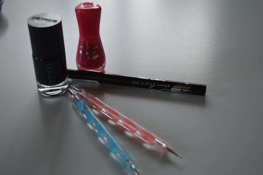 Manicure Maandag – Polka dot #1