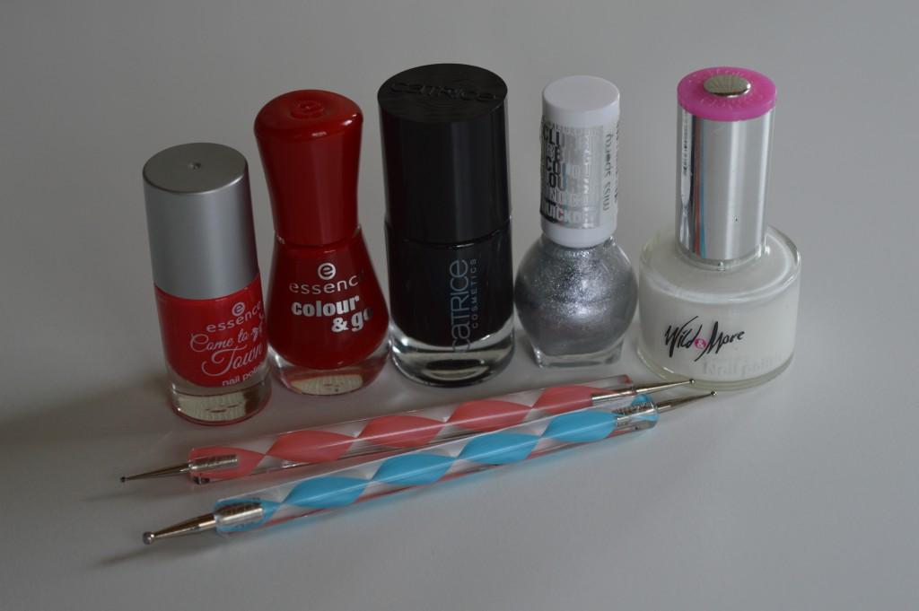 Manicure Maandag – Polka Dot #2