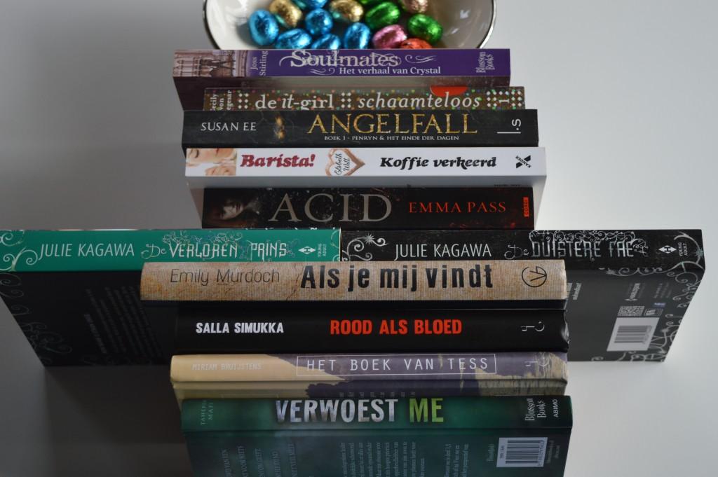 TTT | Top 10 boeken die echt te dun waren