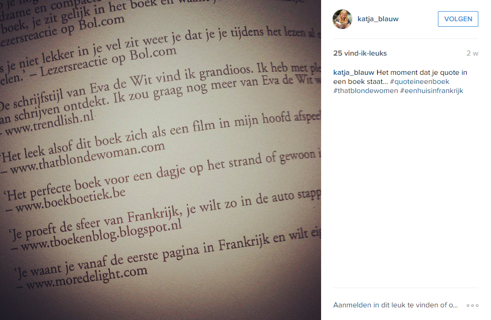 quoteinboek