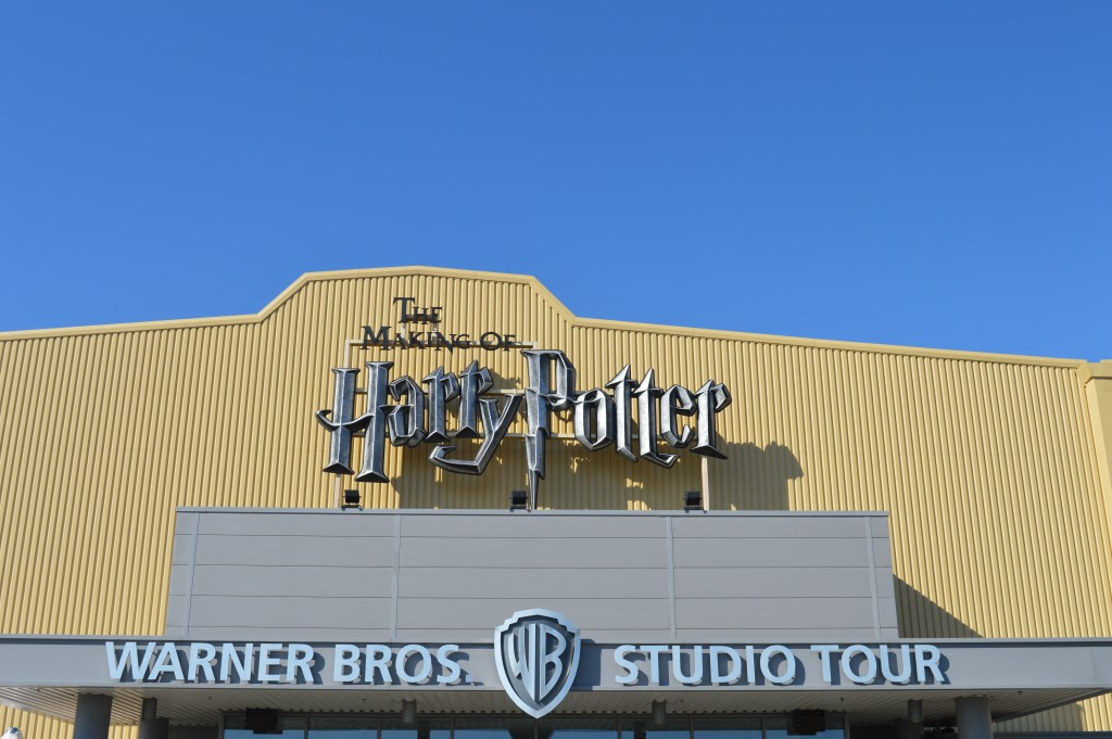 The making of Harry Potter Tour