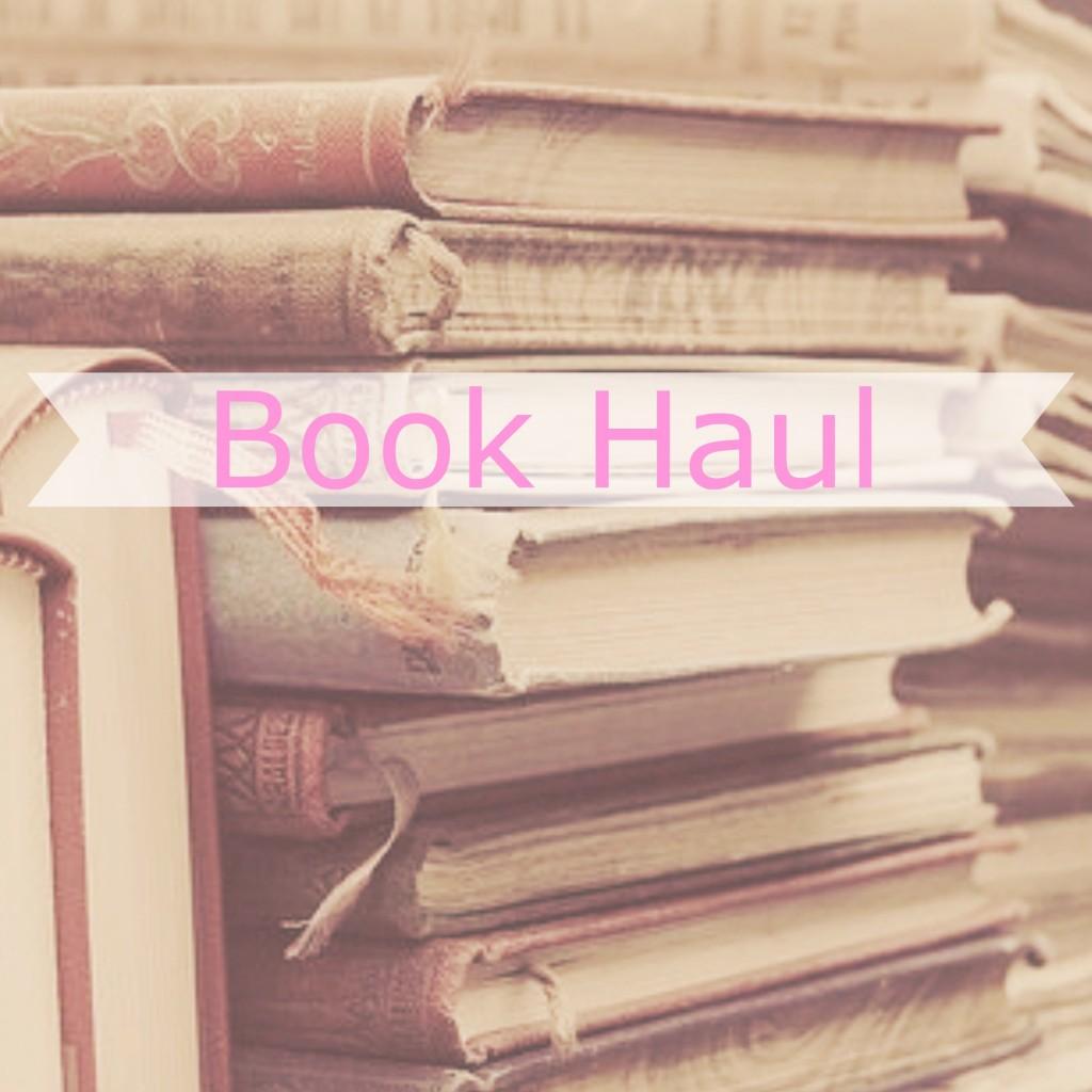 Book Haul Juni 2015