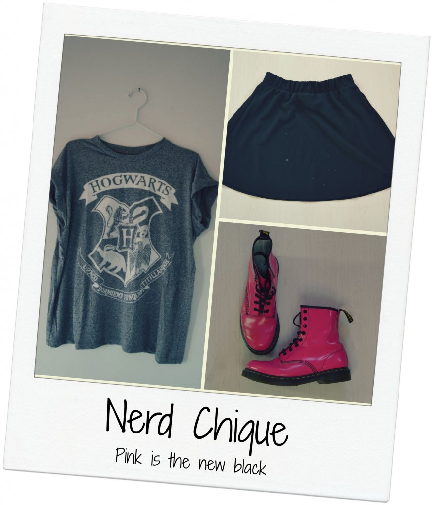 Nerd Chique – Pink is the new black