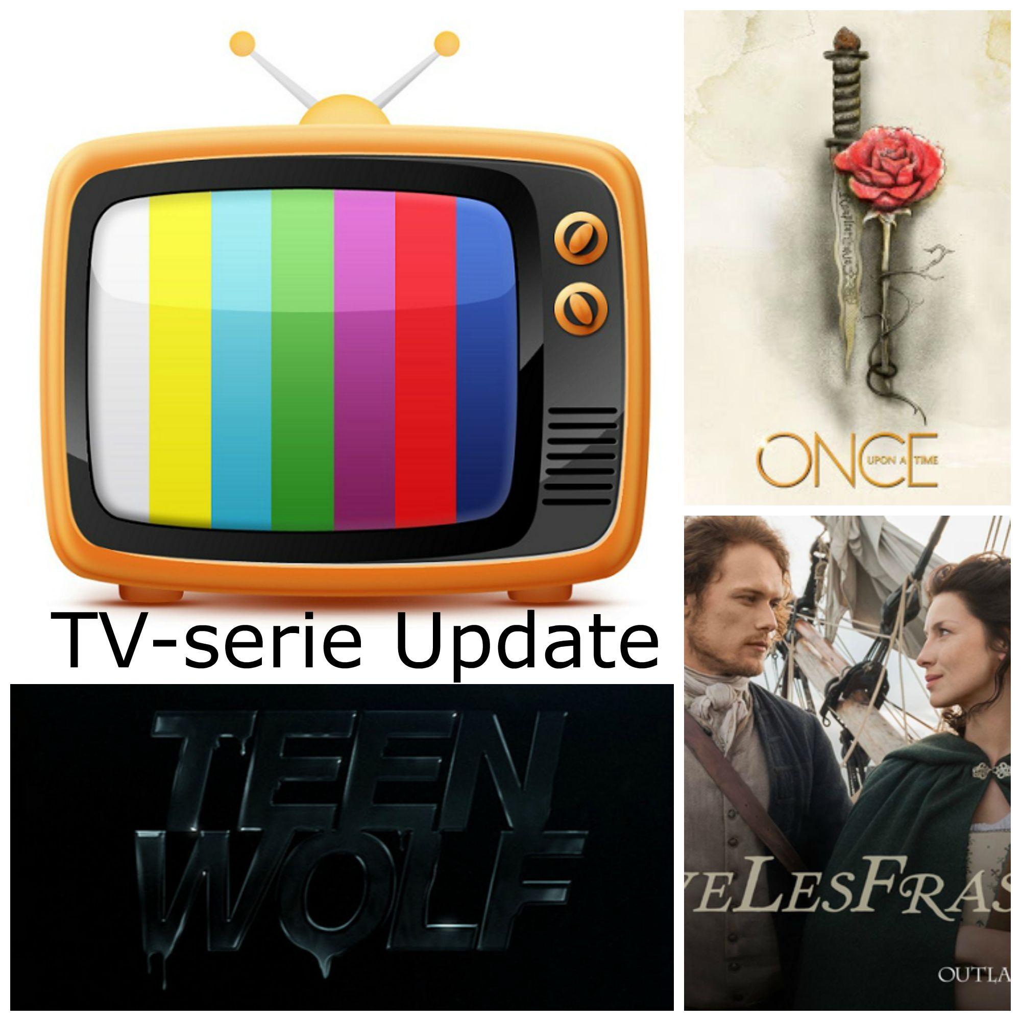 Tv-serie update #3