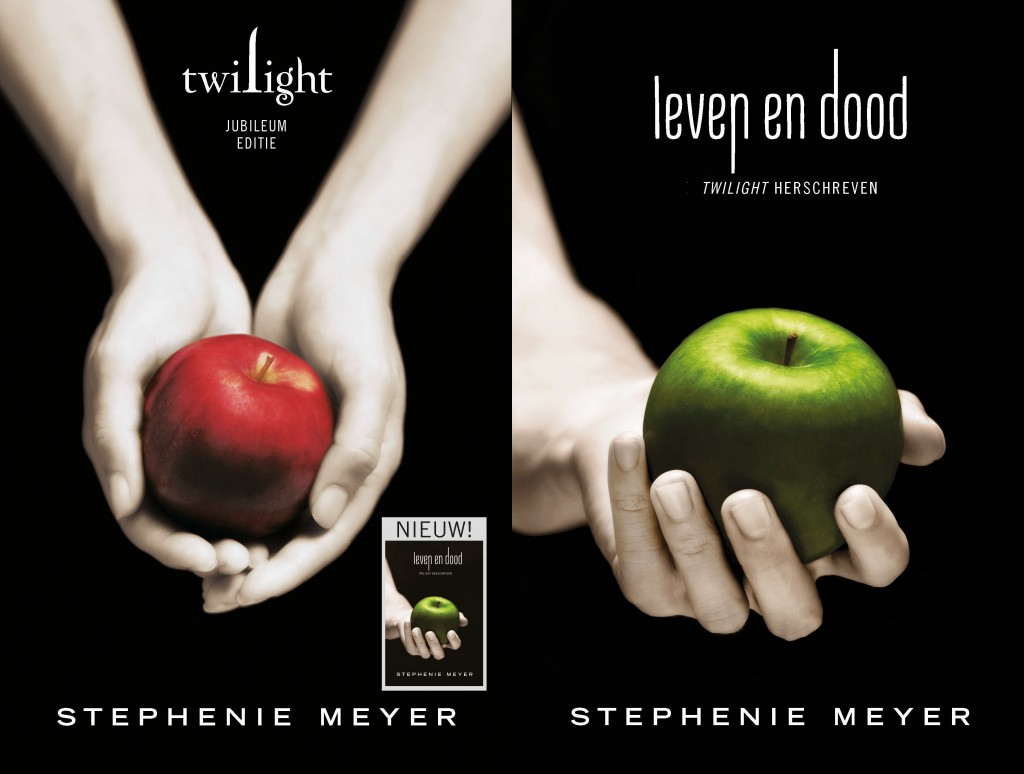 Twilight jubileumeditie/Leven en dood – Stephenie Meyer