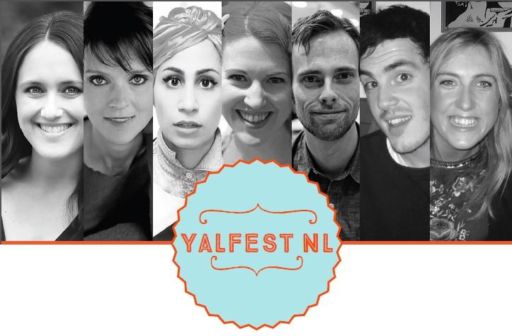 De Boek Pioniers | Vlog YALFest Katja