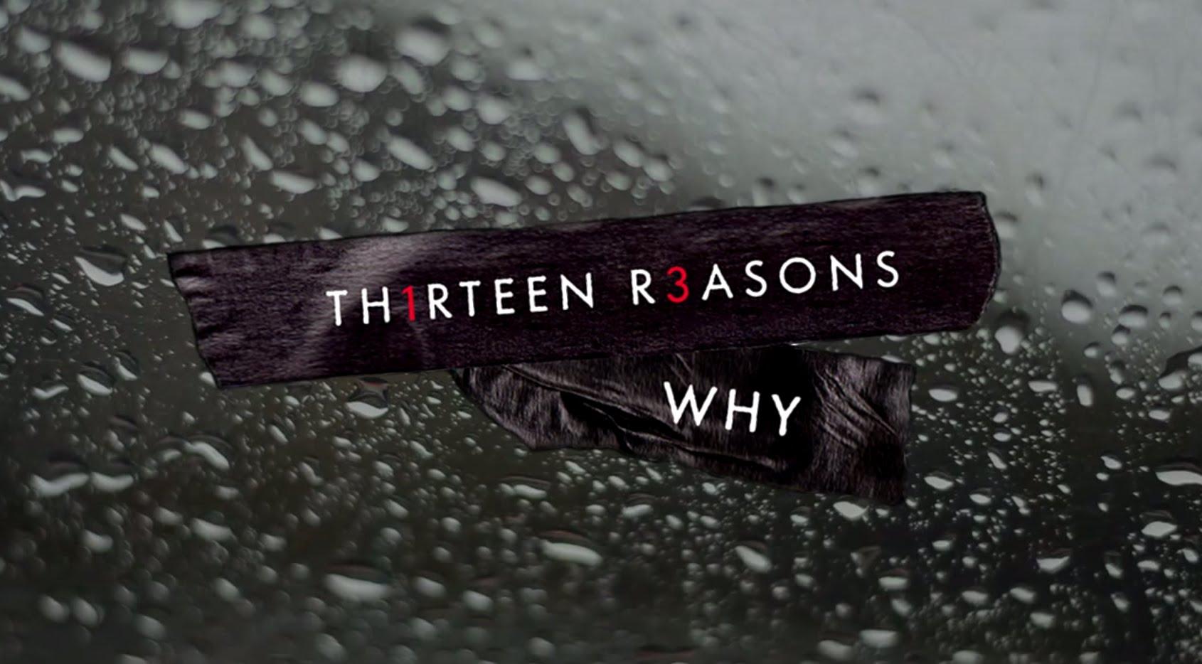 Mijn reactie op 13 reasons why
