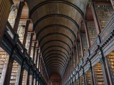 Top 5 Europese bibliotheken die ik wil bezoeken