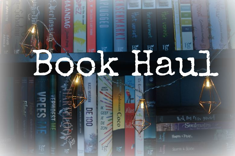 Mei en Juni Book Haul 2018