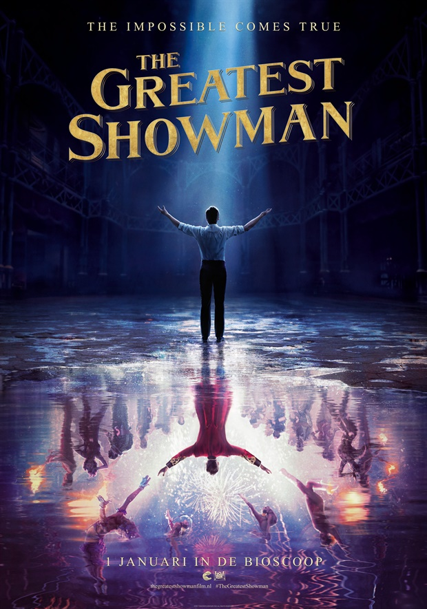 The Greatest Showman | Filmrecensie