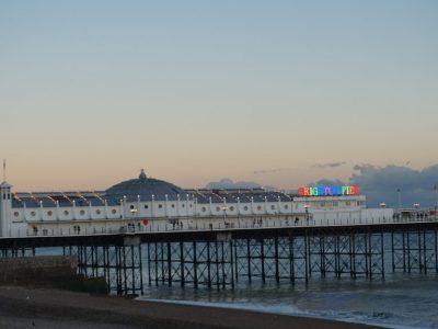 Brighton: relaxen, strand en tattoeages