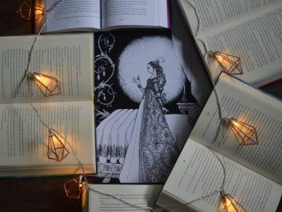 Winactie – Illustratie Romeo & Julia (Blossom Books editie)