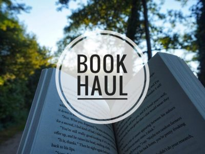 Maart & April Book Haul 2019