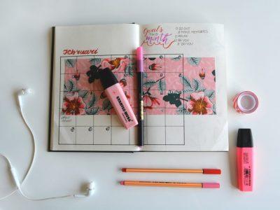 Mijn persoonlijke doel: meer creatief zijn