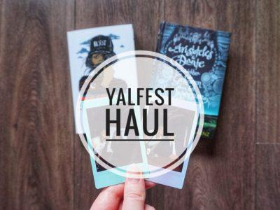 Mijn YALFest Haul 2019