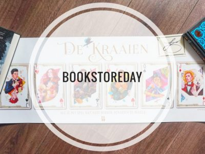Mijn Bookstoreday 2019