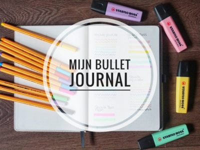 Mijn Bullet Journal materiaal