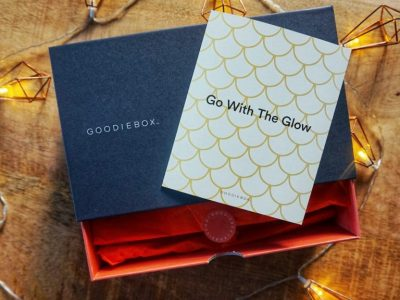 Goodiebox 'Go with the glow'|Unboxing