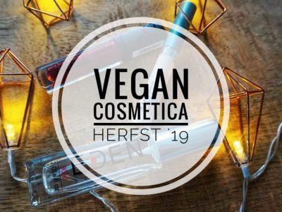 Vegan cosmetica herfst '19