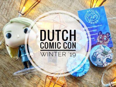 Dutch Comic Con winter '19