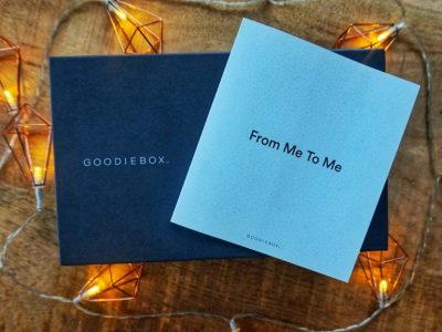 Goodiebox 'From me to me' | Unboxing