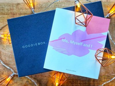 Goodiebox 'Me, Myself and I' | Unboxing