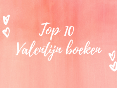 Top 10 Valentijn boeken
