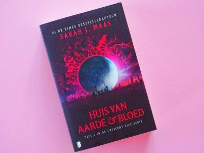 Huis van aarde & bloed – Sarah J. Maas