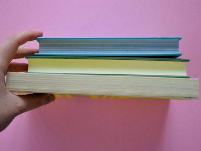 Boeken die mij hebben geïnspireerd