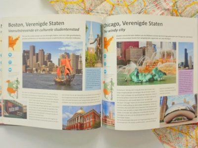 7 X Onbekendere Amerikaanse steden op mijn lijst