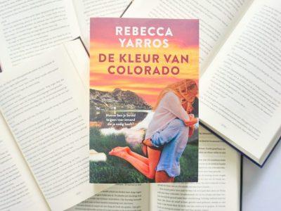 De kleur van Colorado – Rebecca Yarros
