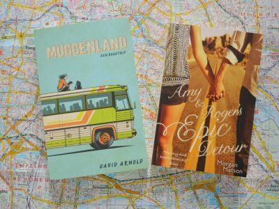 Zomerse boeken op reis