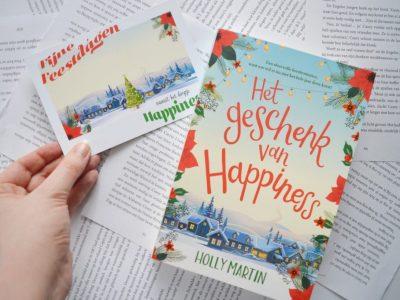 Het geschenk van Happiness – Holly Martin