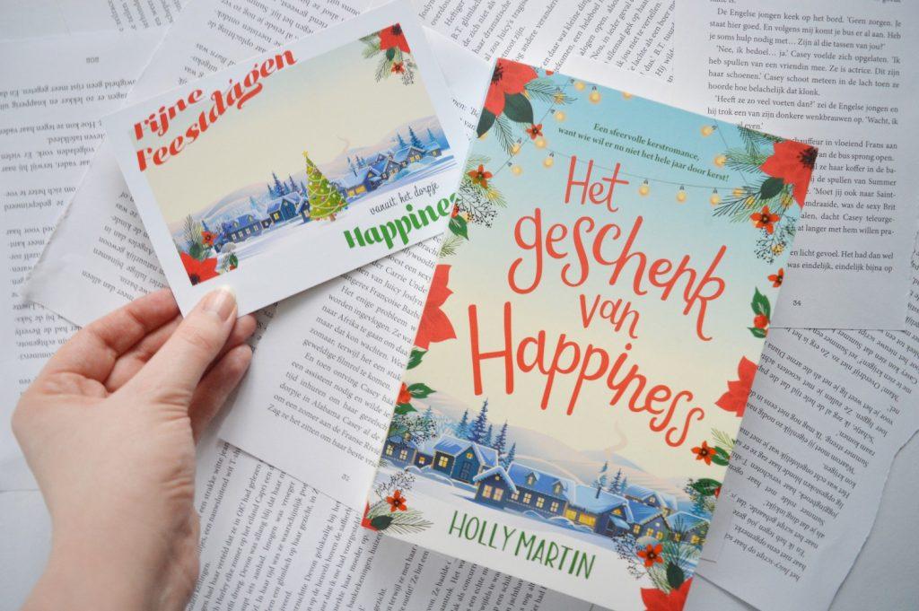 Het geschenk van Happiness