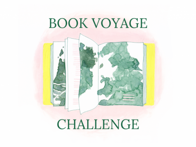 April: Noord-Azië | Book Voyage Challenge