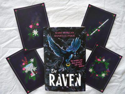 De Raven Tarotkaarten Winactie