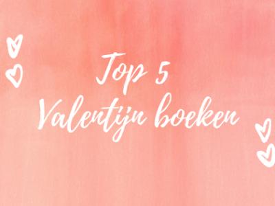 Mijn top 5 Valentijn boeken