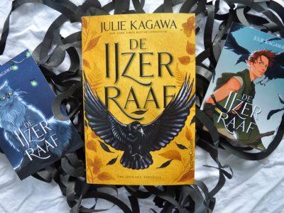 De IJzerraaf – Julie Kagawa
