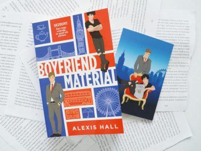 Boyfriend Material – Alexis Hall