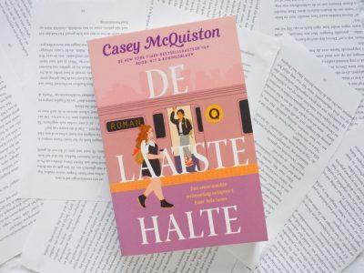 De laatste halte – Casey McQuiston