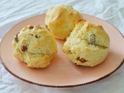 Recept voor de lekkerste vegan scones