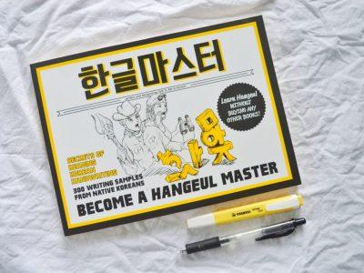 Become a Hangeul Master | Studieboek recensie
